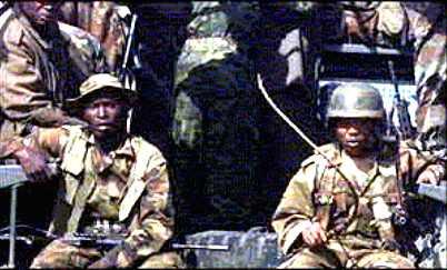 BNW Nigerian Army