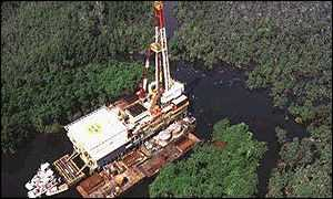 BNW Oil Rig