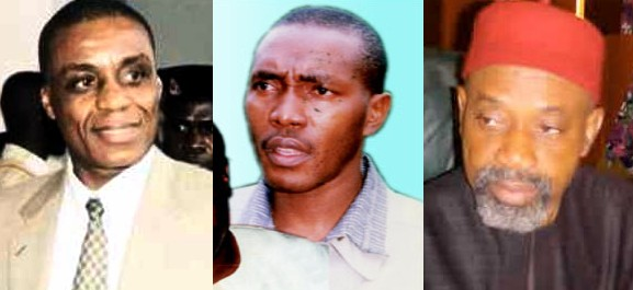 Okey Udeh; ChrisUba; Chris Ngige