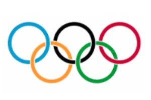 BNW Olympic Rings
