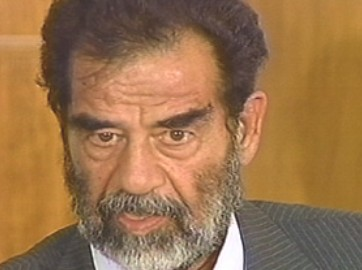 Saddam Hussein President of Iraq