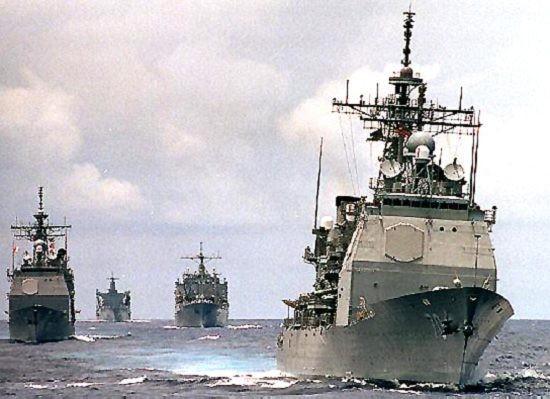 BNW US Navy