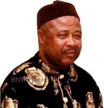 The Obasanjo/PDP backed Kalu Diogu of WIC