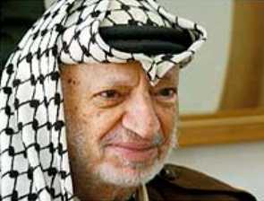 BNW Yasser Arafat