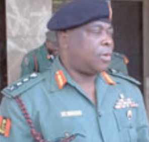 Yoruba Miliotary Chief Ogomudia